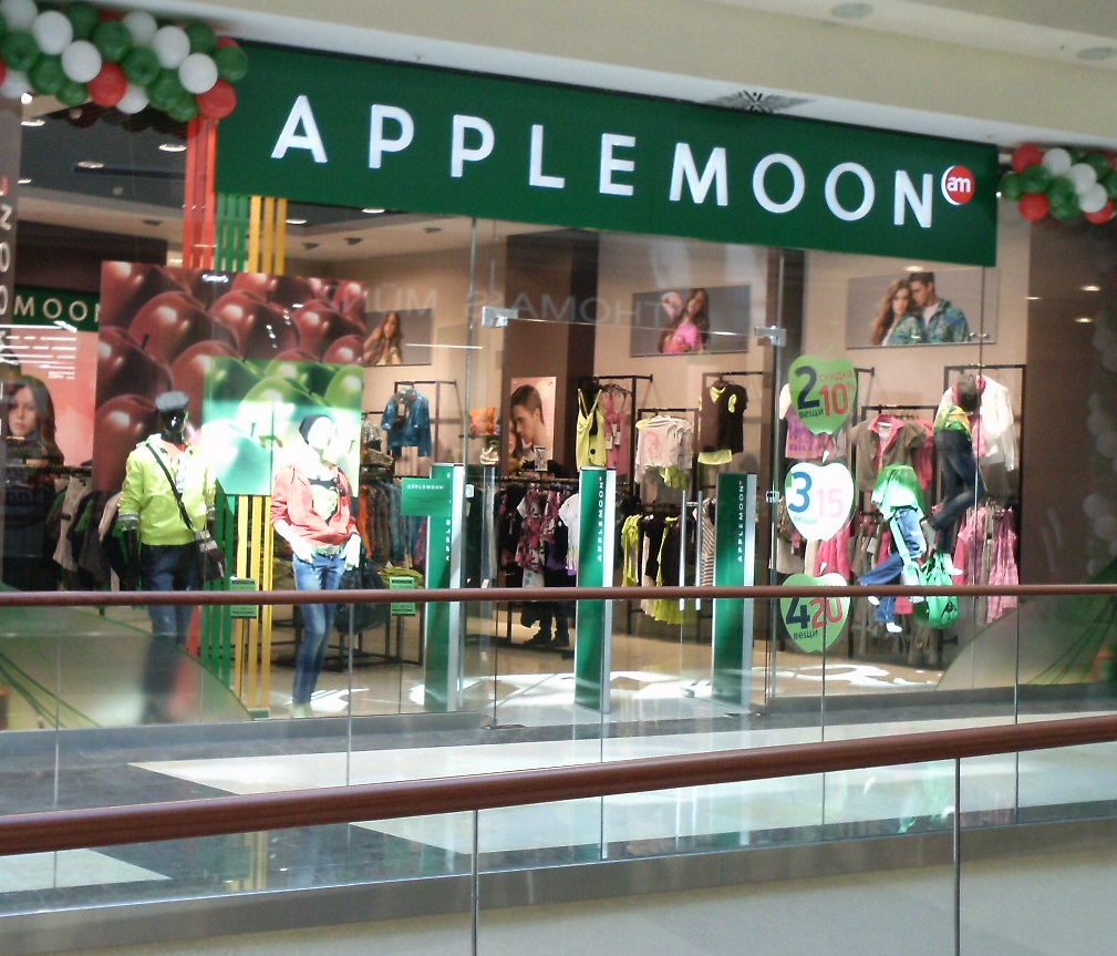 AppleMoon Официальный сайт.