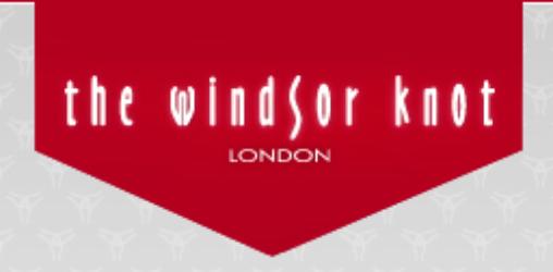 The Windsor Knot: Каталог скидок и акций интернет-магазина Винзор Нот