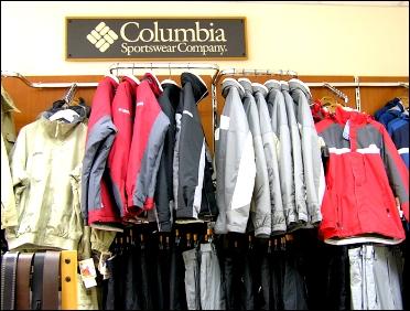 Коламбия Дисконт: Каталог распродаж официального интернет-магазина