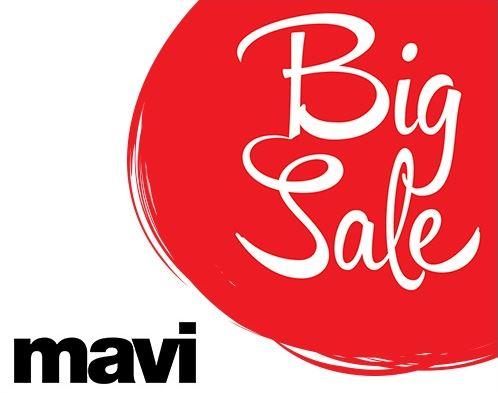 Mavi - Распродажа со скидками до 60%
