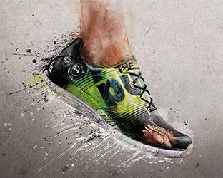 Купить кроссовки РИБОК  со скидкой