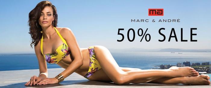 Милабель - Скидка 50% на купальники Marc & Andre