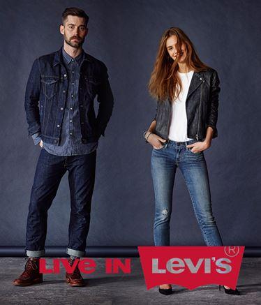 Levi`s - Скидки до 60% на выделенный ассортимент