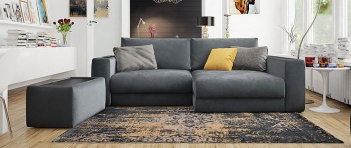 Акции MOON март 2019. До 30% на мягкую мебель