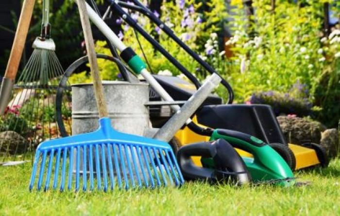 Акции Твой Дом. До 50% на садовый инструмент Handy